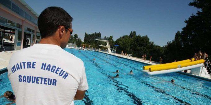nageur, offres d'emploi, interim paris