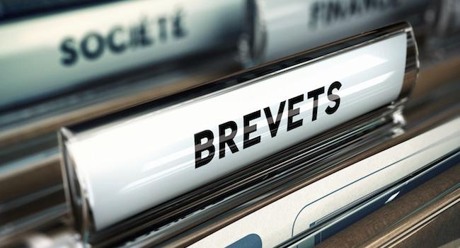 depots de brevets, interim, offre d'emploi